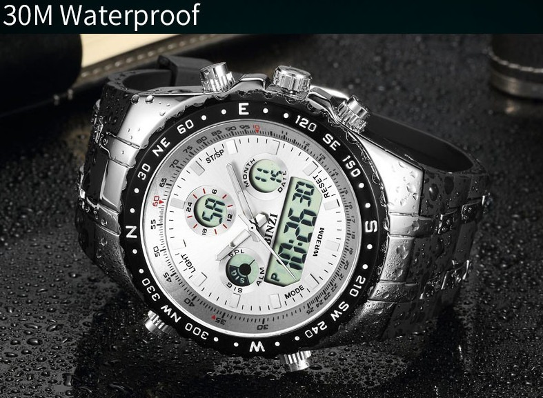 The Benefits of Owning a Waterproof Watch