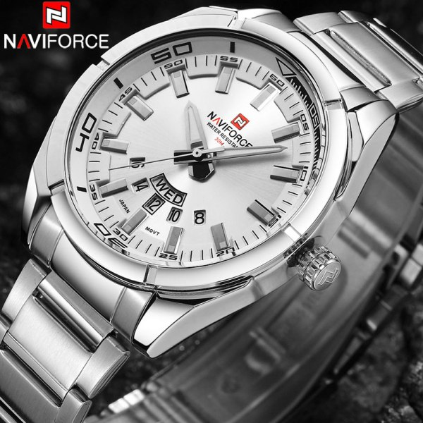 Luxury Sport Quartz Waterproof Watches