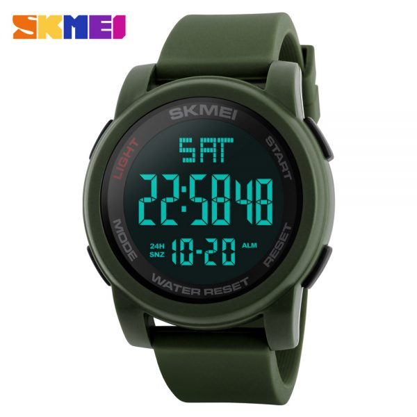 Men Sports Watches Double Time Military Watch