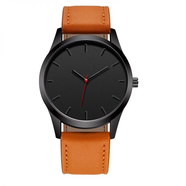 Military Quartz Men Watches Leather Sport Watch