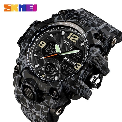 Sports Watches Digital Quartz Watch