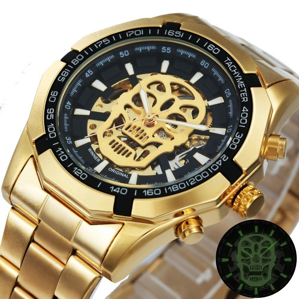 Skull Watches - Why They Are So Popular