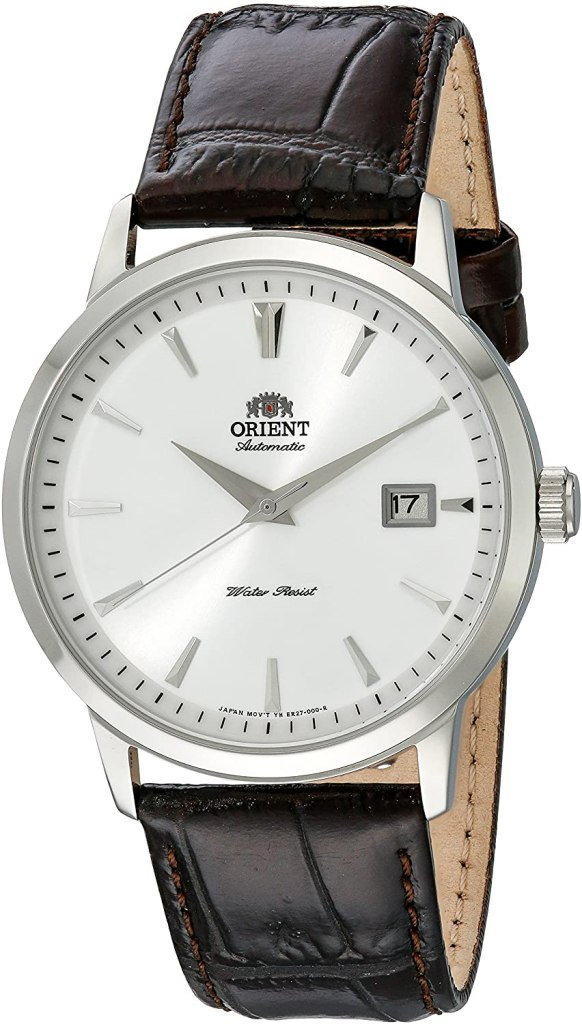 Why an Orient Automatic Watch is a Great Choice
