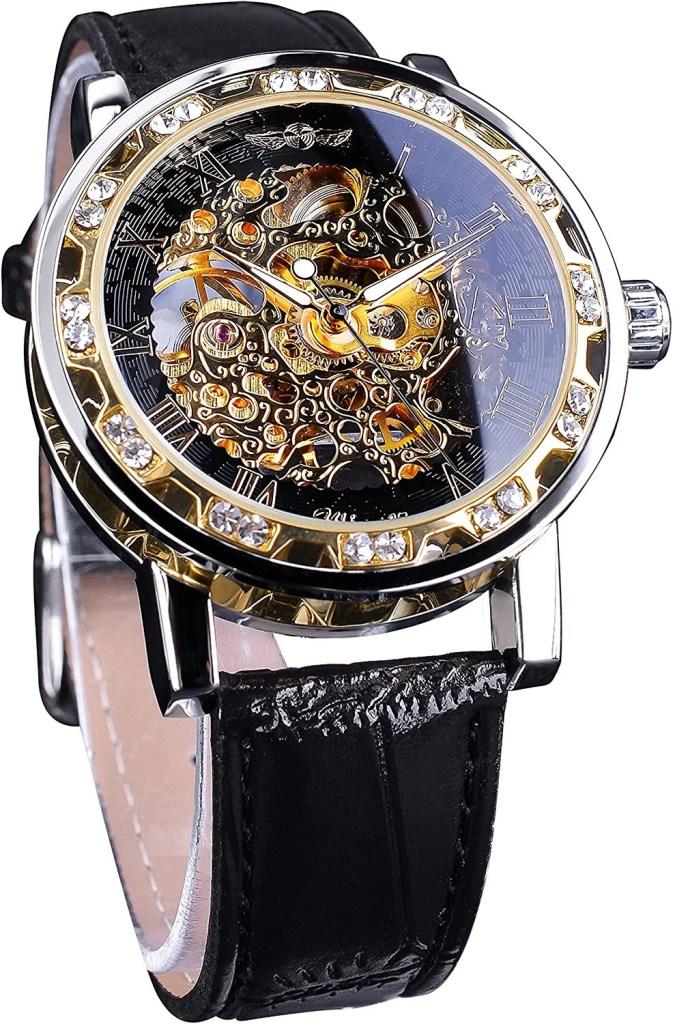 The Story of Lackner's skeleton Watch