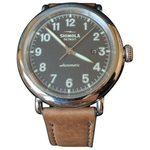 Why Shinola Watch Is Paying More Than usual