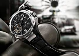 IWC Schaffhausen Ingenieur Constant Force Tourbillon.