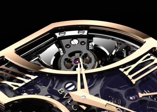 El novedoso modelo incorpora un dispositivo de sonería de tres martillos.