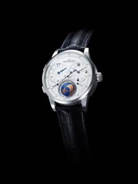 Jaeger-LeCoultre Duomètre Unique Travel Time.