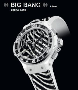 Big Bang Zebra Bang.