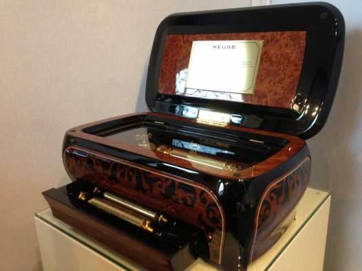 Reuge, The Art of Mechanical Music