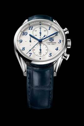 TAG Heuer Carrera Heritage Calibre 1887 Chronograph 41 mm.