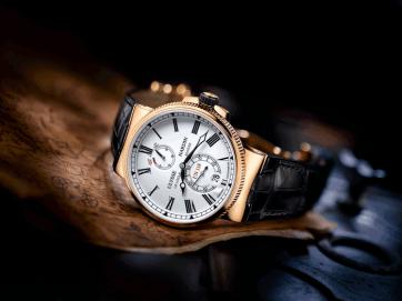 Marine Chronometer / Calibre 118