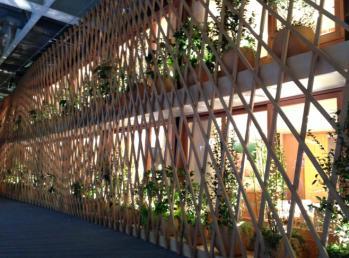 Hermès Pavilion Baselworld 2013 by Toyo Ito