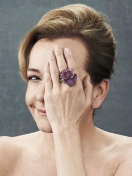 "Caroline Scheufele, Red Carpet Collection ""Poppy Ring"""