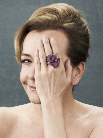 "Caroline Scheufele, Red Carpet Collection ""Poppy Ring"""
