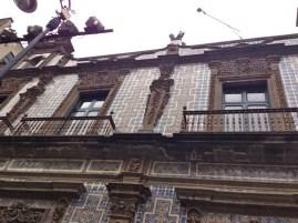 La Casa de los Azulejos