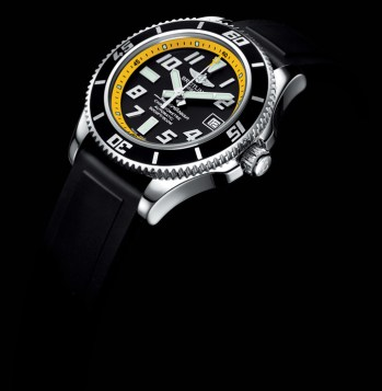 Superocean 42 / yellow leather