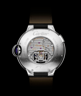 Ballon Bleu Tourbillon.