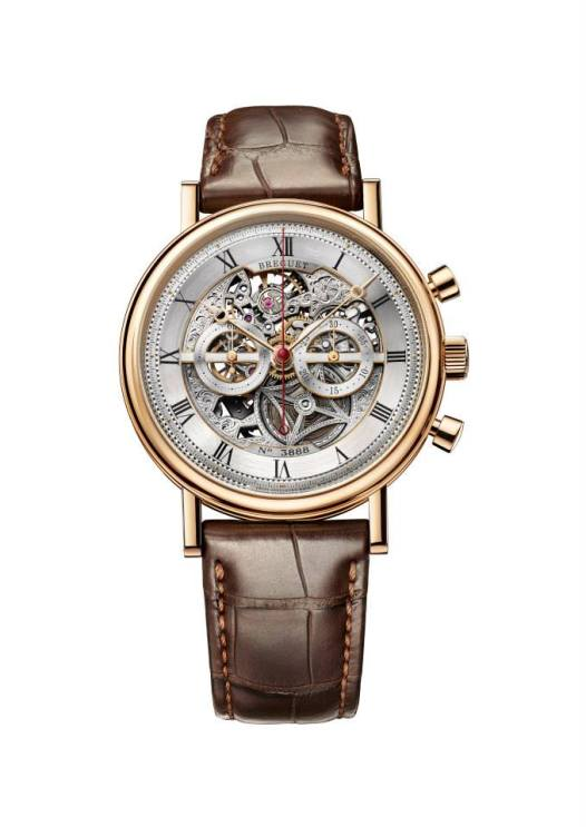 Classique Chronograph openworked 5284.