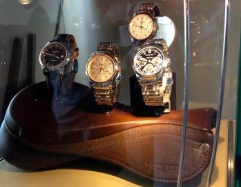 Colección relojera de Longines, dotada de un acento hípico incomparable.