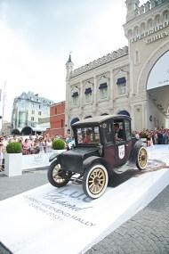 Eleventh L.U.C Chopard Classic Weekend Rally