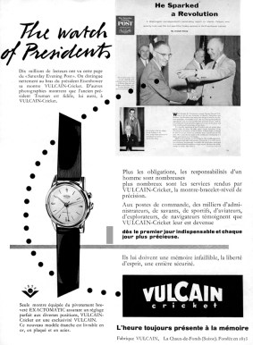 1960 The Watch of The Presidents