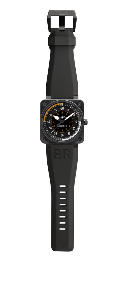 BR01-92 Airspeed Only Watch