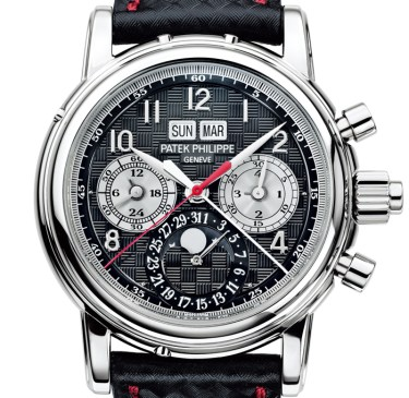 PATEK PHILIPPE ONLY WATCH 2013 Ref: 5004T