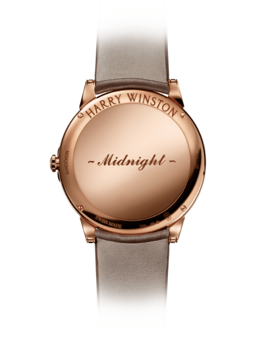 Harry Winston Midnight Monochrome