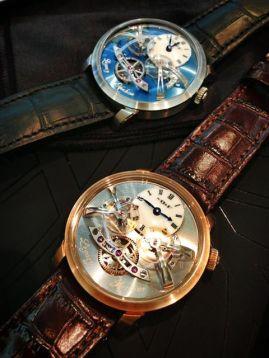 Legacy Machine No2 en México, MB&F #WatchesWorld.
