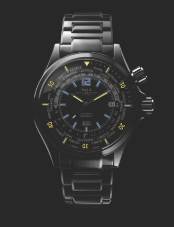 Engineer Master II Diver Worldtime.
