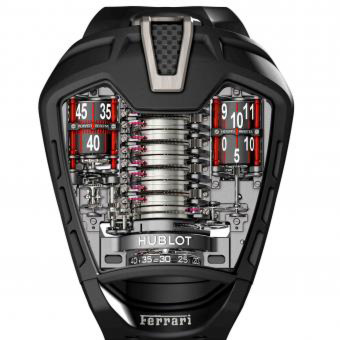 HUBLOT: MP-05-LAFERRARI