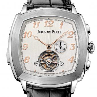 Audemars Piguet: TRADITION-MINUTE-REPEATER-TOURBILLON-CHRONOGRAPH