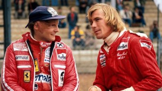 Niki Lauda y James Hunt, campeones de F1 (75, 77 y 84) (76).