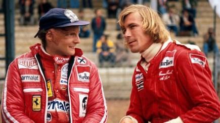 Niki Lauda y James Hunt, campeones de F1 (75, 77 y 84) (76).