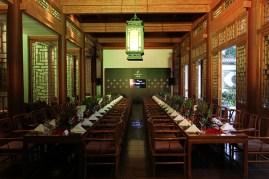 Aman.Summer Palace Luxury Resort, fue el lugar elegido para esta convivencia.