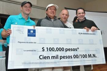 Miguel Gurwitz, José Luis López Soto, Ari Berger, Sergio Berger.