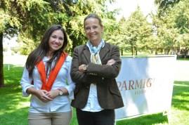 Naomi Evans y Marcia Mazzocchi.
