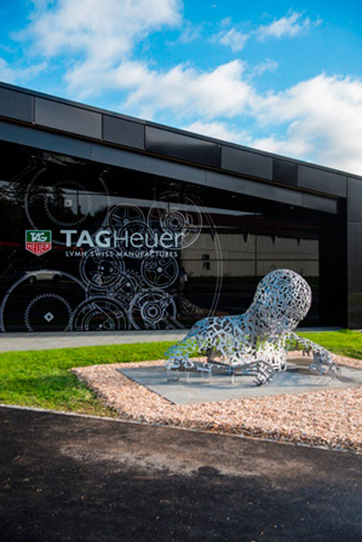 TAG Heuer - Chevenez Manufacture