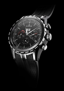 EDOX, Grand Ocean Chronograph Automatic
