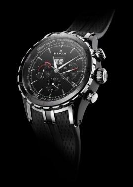 EDOX, Grand Ocean Chronograph Automatic