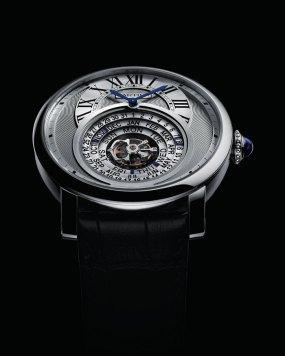 Cartier, Rotonde Astro Tourbillon