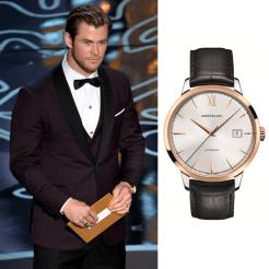 Chris Hemsworth, Montblanc Meisterstück Heritage