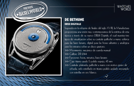DE BETHUNE DB28 Digitale.