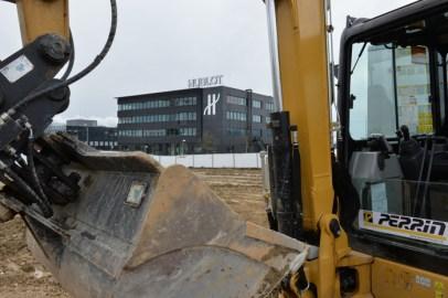 HUBLOT, nuevo edificio de manufactura.