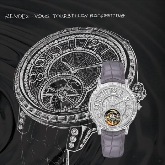 Rendez-Vous Tourbillon Haute Horlogerie