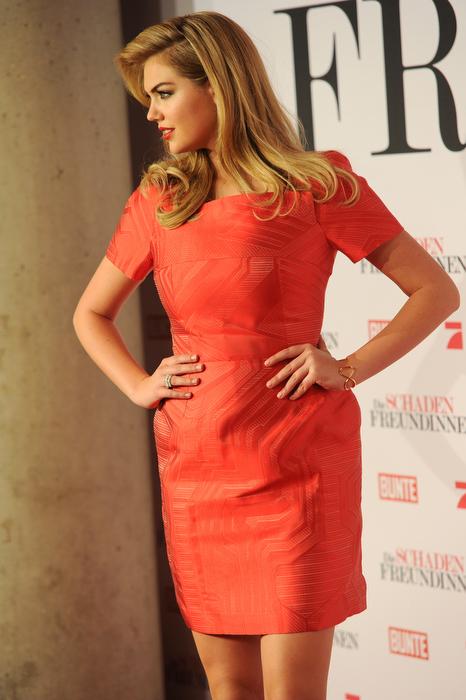 Kate Upton lució joyería de Montblanc.