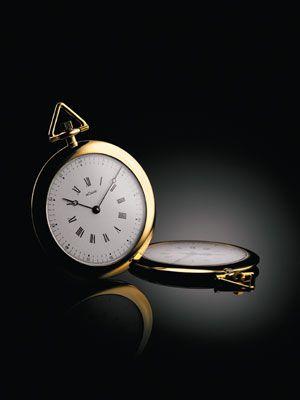 """Jaeger-LeCoultre, """"Lepine"""" animado por el calibre 145, se hicieron 400 piezas de este reloj."""