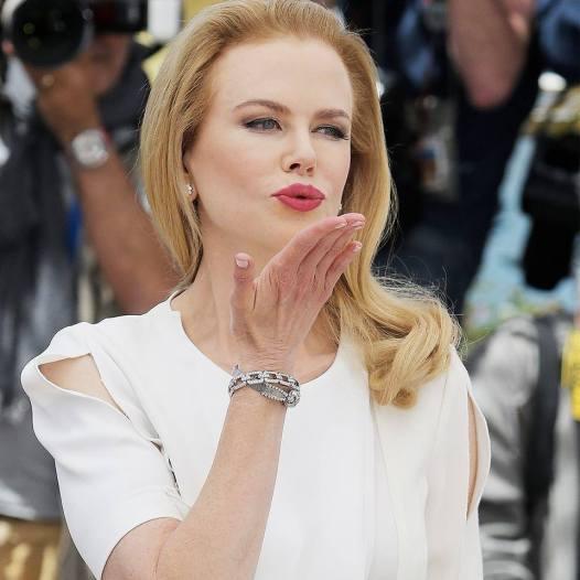 Nicole Kidman en el Festival de Cannes.