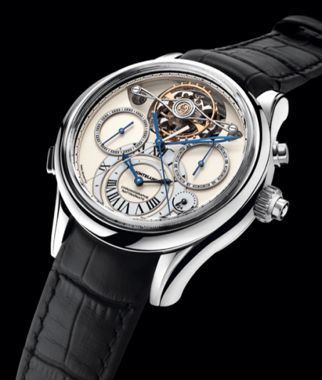 Montblanc Collection Villeret 1858 ExoTourbillon Rattrapante (3)
